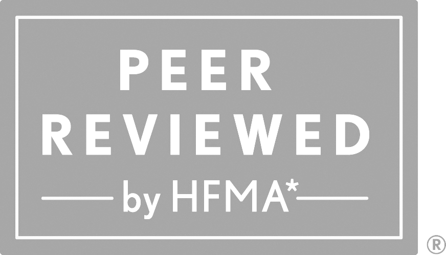 Parallon HFMA Peer Reviewed