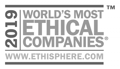 Parallon World's Most Ethical Companies Logo